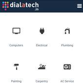 DialATech - Handyman Services icon