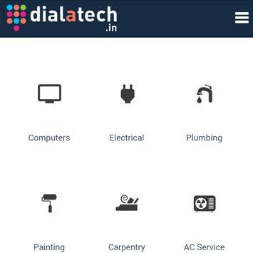 DialATech - Handyman Services poster