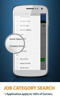 Truck Driver Jobs Search apk screenshot