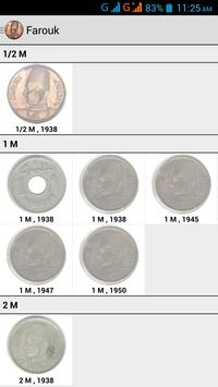 Egyptian Coins poster