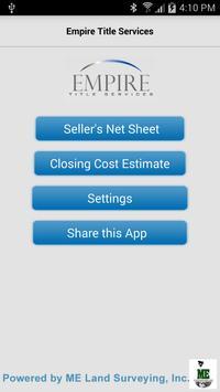 Empire Title Services, Inc. apk screenshot