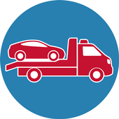 Towing & Roadside Service icon