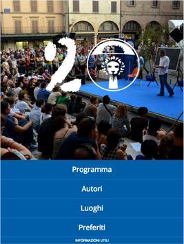 Festivaletteratura apk screenshot