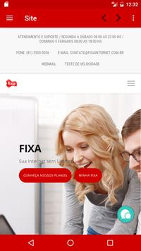 Fixa Internet apk screenshot