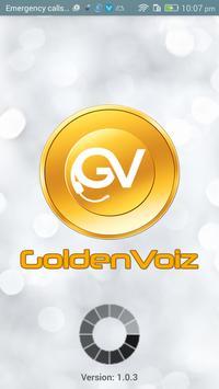 GoldenVoiz poster