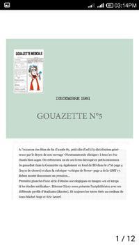 Gouazette apk screenshot