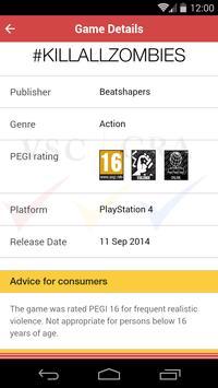 GRA Games Search apk screenshot