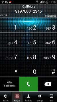 iCallMore apk screenshot