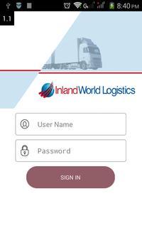 Inland World Logistics (P) Ltd apk screenshot