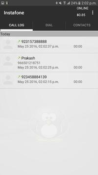 Instafone. apk screenshot