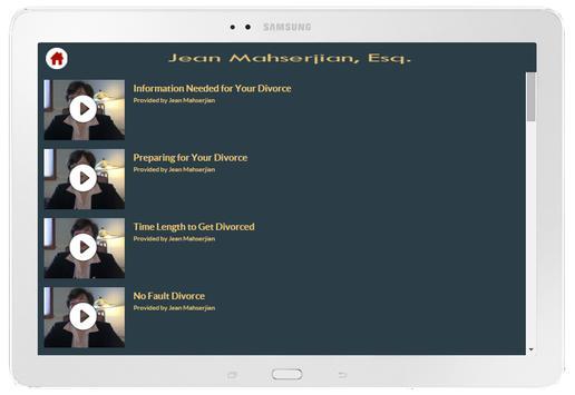 Jean Mahserjian Esq apk screenshot