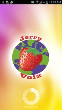 Jerry Voiz poster