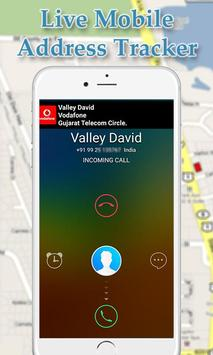 Live Mobile Address Tracker apk screenshot