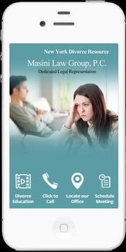 Masini Divorce Law poster