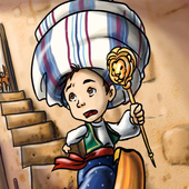 The Story of Little Mouk Book icon