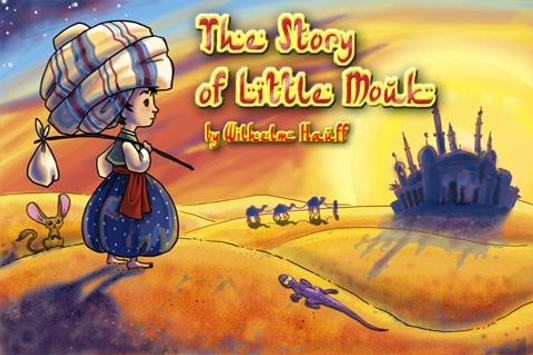 The Story of Little Mouk Book poster