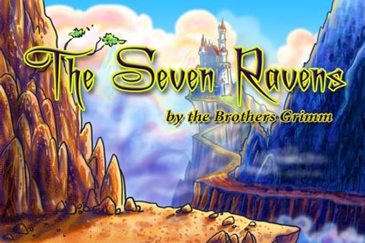 The Seven Ravens Fairy Tale poster