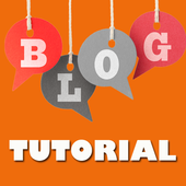 Tutorial Blog icon