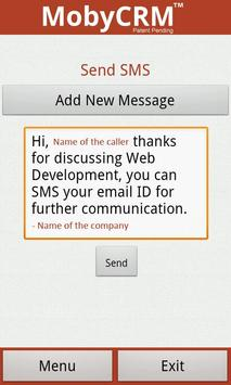 MobyCRM apk screenshot