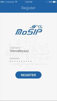 MoSIP C5 Auto poster