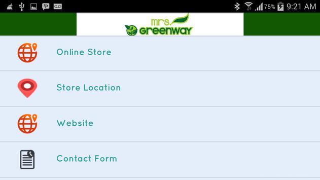 Mrs Greenway apk screenshot