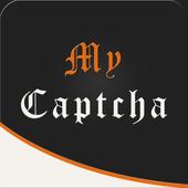My Captcha icon