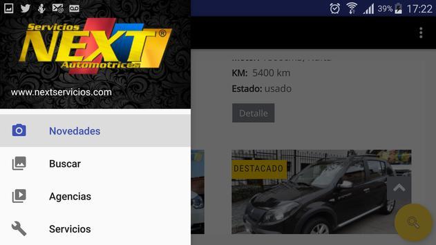 Next Servicios apk screenshot
