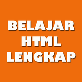 Belajar HTML Lengkap icon