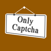 ONLY CAPTCHA icon