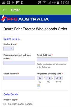 Deutz-Fahr Australia apk screenshot
