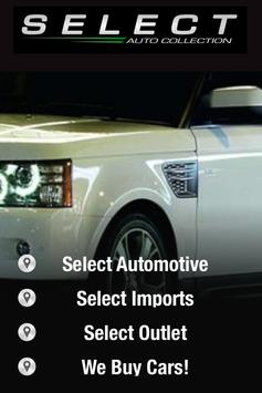 Select Auto Collection apk screenshot