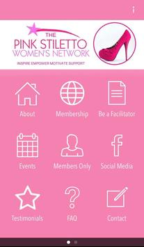 The Pink Stiletto Network poster