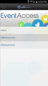 EventAccess apk screenshot