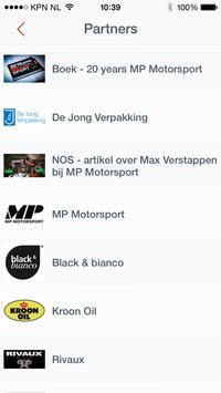 MP Motorsport Business Club apk screenshot