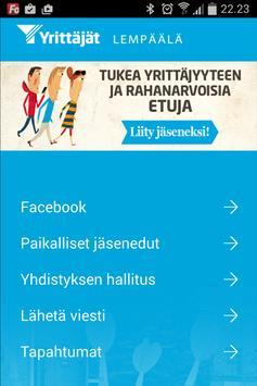 Lempäälän Yrittäjät poster