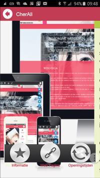 CherAll Web & App design apk screenshot