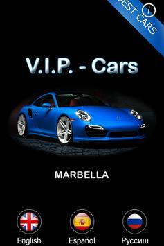 V.I.P.- Cars poster