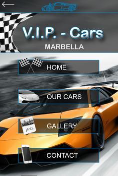 V.I.P.- Cars apk screenshot