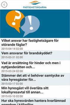 FASTIGHETSÄGARNA SYD apk screenshot