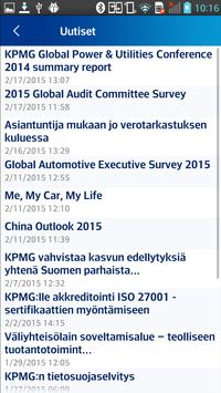 KPMG Suomi apk screenshot