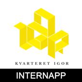 Kvarteret Igor Intern icon