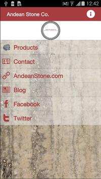 Andean Stone Co. poster