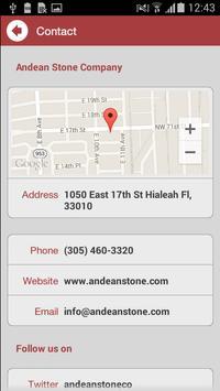 Andean Stone Co. apk screenshot