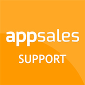 Kundsupport Appsales icon