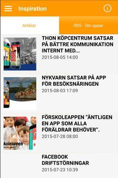 Kundsupport Appsales apk screenshot