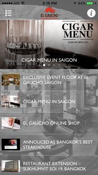 El Gaucho Steakhouse Asia apk screenshot