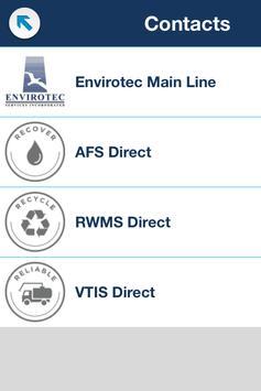 Envirotec Services Inc. apk screenshot
