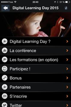 Digital Learning Day 2016 poster