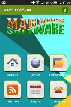 Magnus Software poster