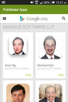 Magnus Software apk screenshot